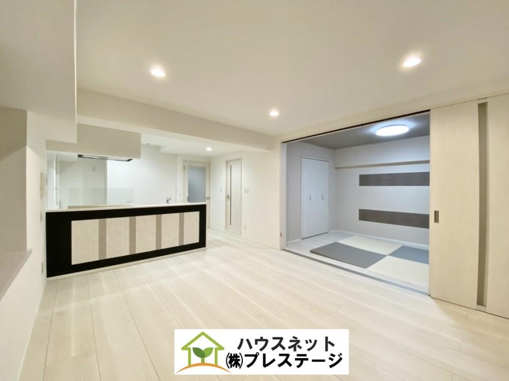 フルリノベーションマンション【スタジオーネ会津若松】OPEN HOUSE