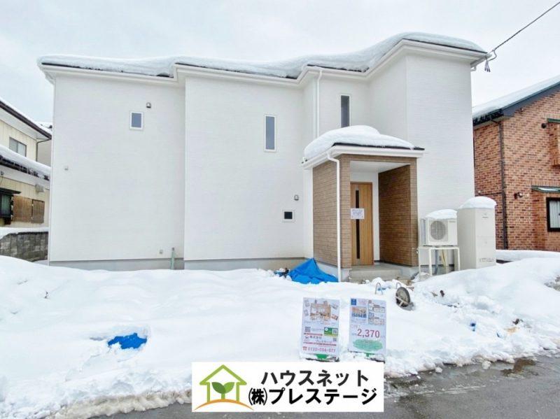 会津若松市橋本 新築戸建て ☆OPEN HOUSE☆