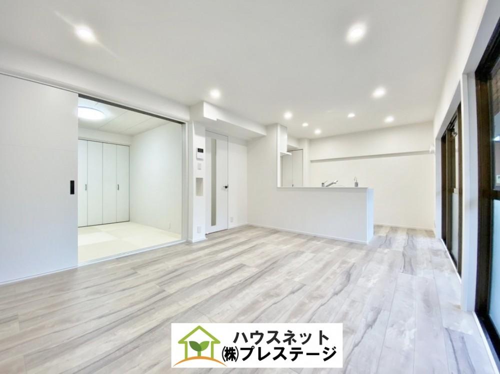 フルリノベーションマンション【ホーユウパレス福島松川】   ☆OPEN HOUSE☆