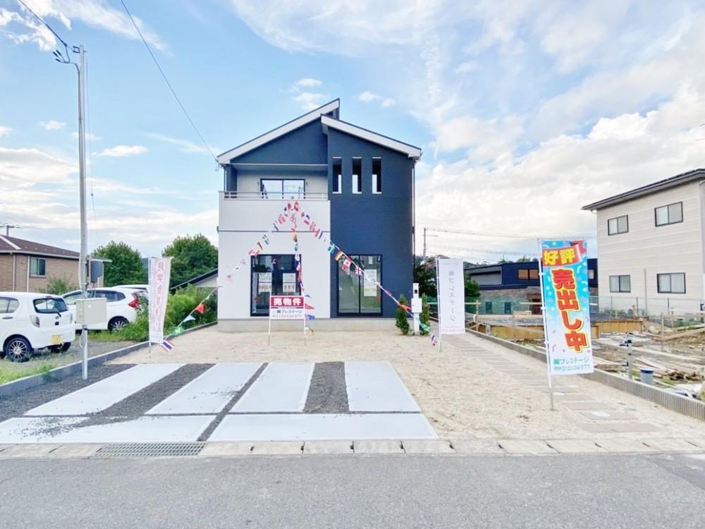 二本松市向原 新築戸建て ☆OPEN HOUSE☆